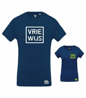 T-shirt VRIEWIJS