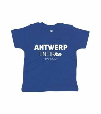T-shirt 4 baby's ANTWERPENEIRKE