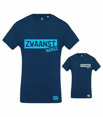 T-shirt 4 kids ZWAANST nanie