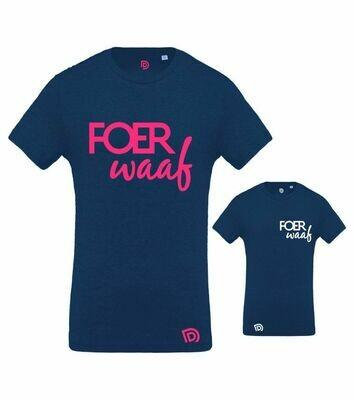 T-shirt 4 kids FOERwaaf