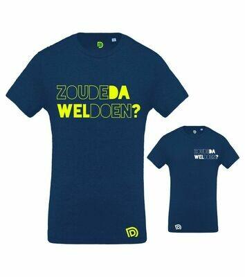 T-shirt 4 kids ZOUDE-DA-WEL-DOEN ?