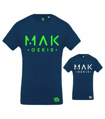 T-shirt 4 kids MAK-OEKIS