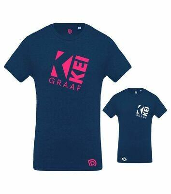 T-shirt 4 kids KEIGRAAF