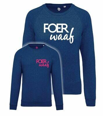Sweater 4 kids FOERwaaf