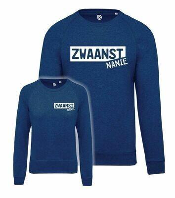 Sweater ZWAANST nanie
