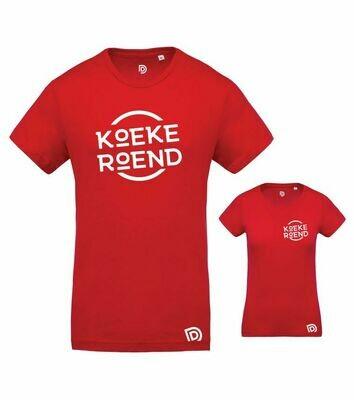 T-shirt Koekerond