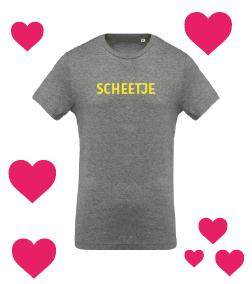 T-shirt met uw eigen koosnaampje!
