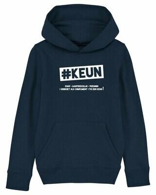 Kids Hoodie #Keun