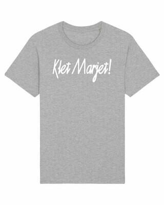 T-shirt Klet Marjet!