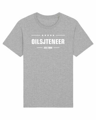 T-shirt Oilsjteneer