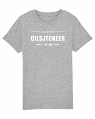 Kids T-shirt Oilsjteneer