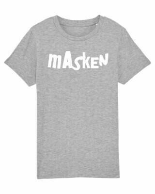 Kids T-shirt Masken