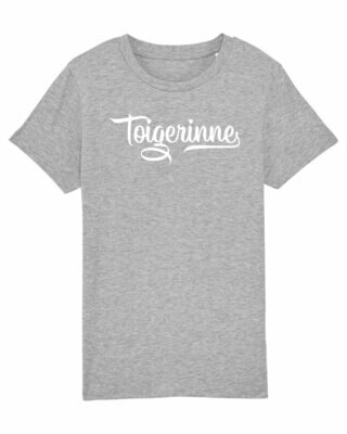 Kids T-shirt Toigerinne