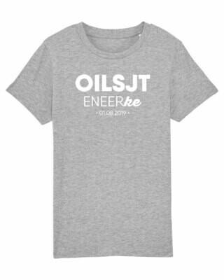 Kids T-shirt Oisjteneerke