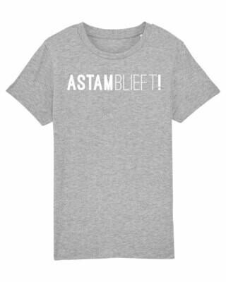 Kids T-shirt Astamblieft!