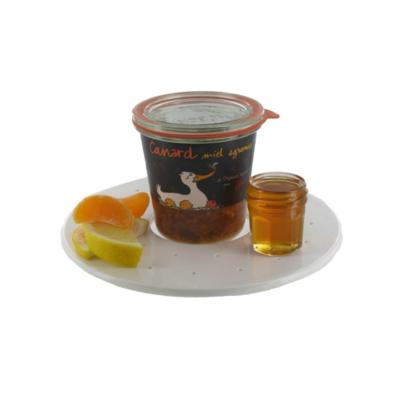 Terrine van eend-honing-citrus 200gr