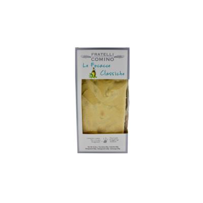 Focaccia met extra vergine olijfolie 300gr