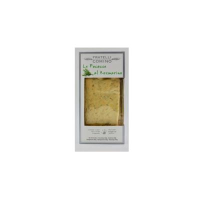 Focaccia met rozemarijn 300gr