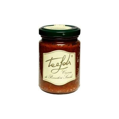 Tapenade van zongedroogde tomaten 130gr