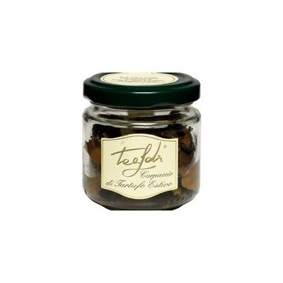 Schijfjes truffel in olijfolie 80gr