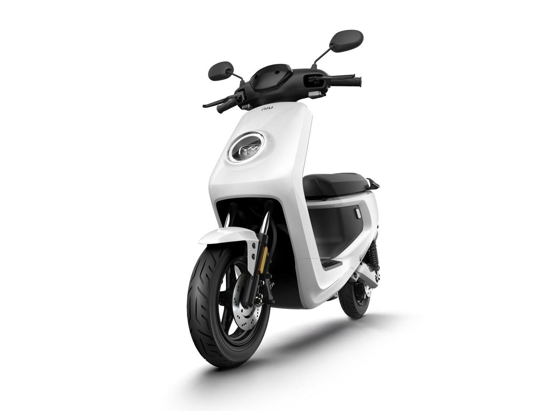 NIU MQi+ elektrische scooter
