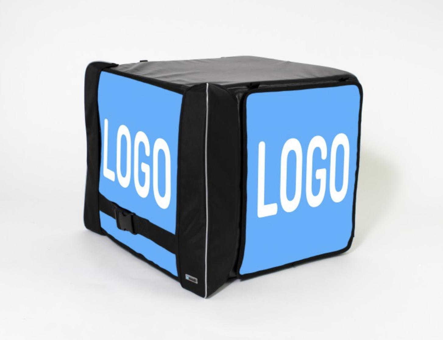 Thermobox 20L incl. Draagframe, scheidingsblad en montagemateriaal