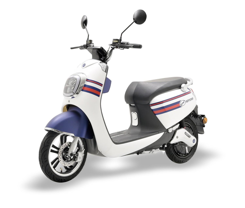 NIPPONIA VOLTY elektrische scooter