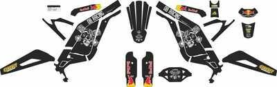 Stickerset deluxe SUR-RON DB-Racing