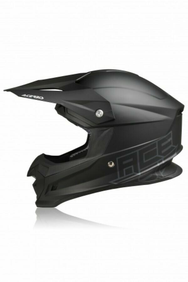 Helm Acerbis PROFILE 4.0 Black Matt