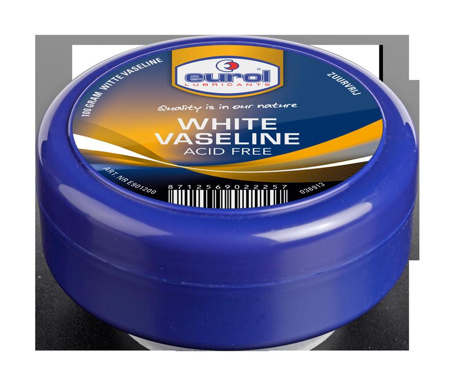 Witte Vaseline 100g
