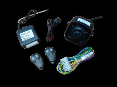 HPS609 Alarm system with HPS94 siren (24V)