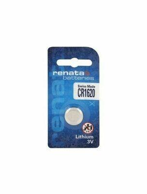 Coin battery CR1620 (50 pieces)