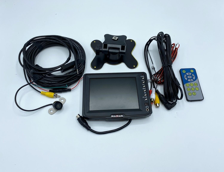 Paire Caméra Mini Caméra 020N + Écran 5