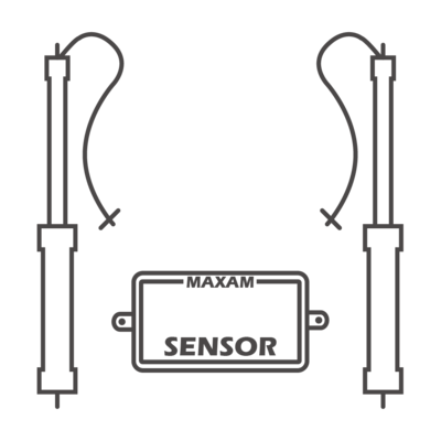Kofferklep opener Mercedes Benz CLS 2014-2018