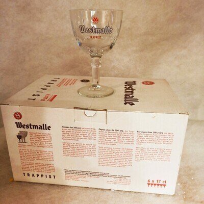 Westmalle glas