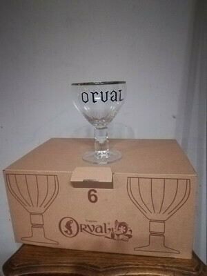 Orval trappist glas