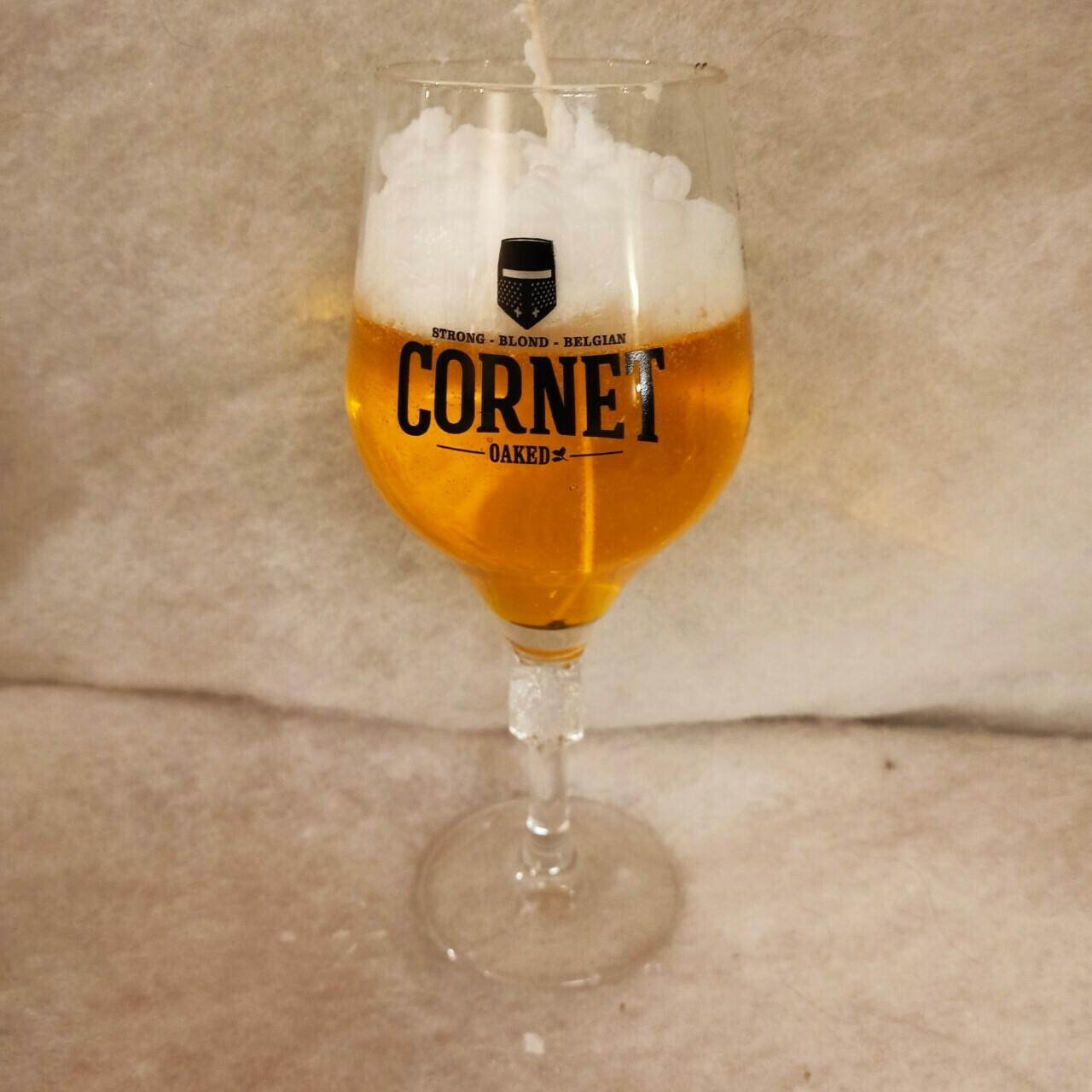 Cornet kaars