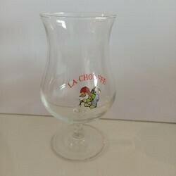 La Chouffe glas