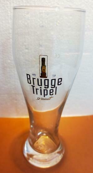 Brugge Trippel glas 50 cc