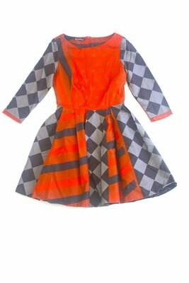 Papa Short dress