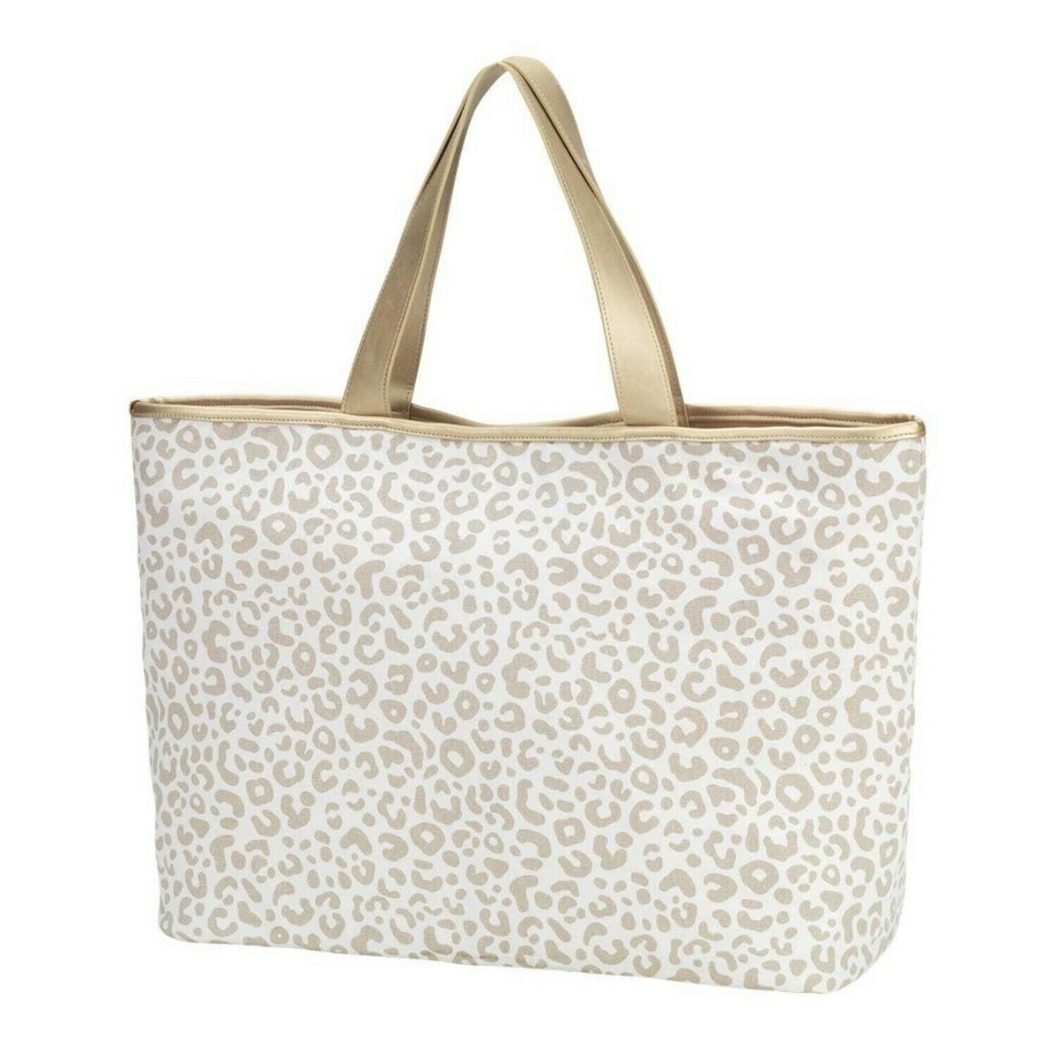 Ally Tote (Leopard)