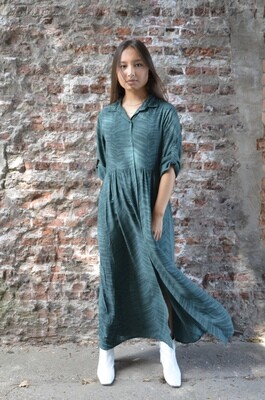 Dress Angel Green