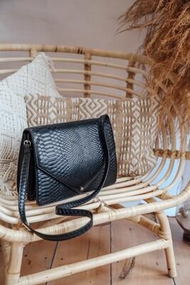 Handbag Snake Black