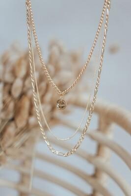 Necklace Tripple