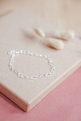 Bracelet Chain Silver