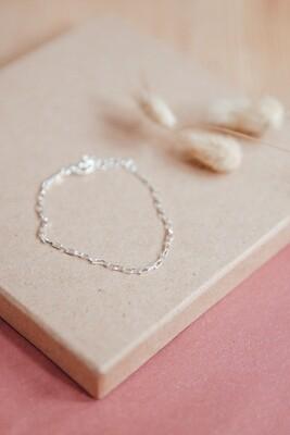 Bracelet Simple chain silver