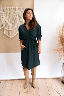 Dress Sabia Green