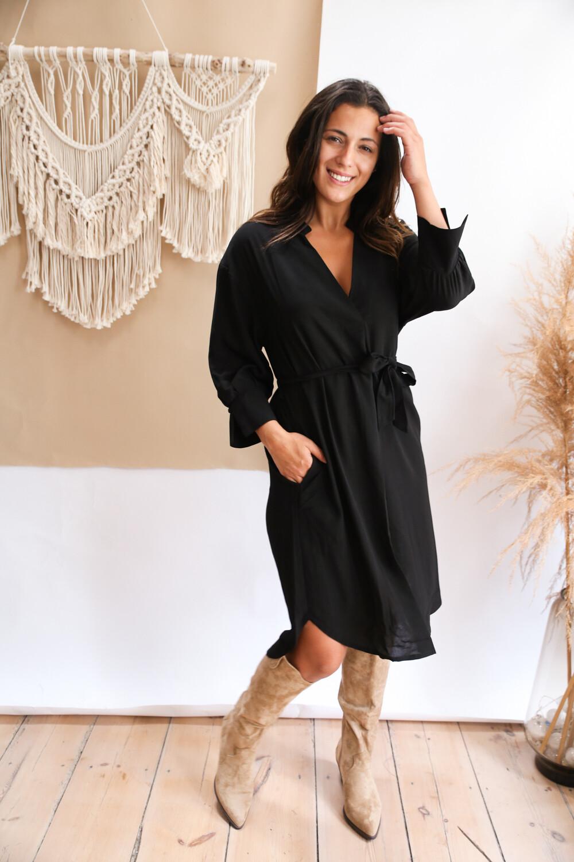 Dress Sabia Black