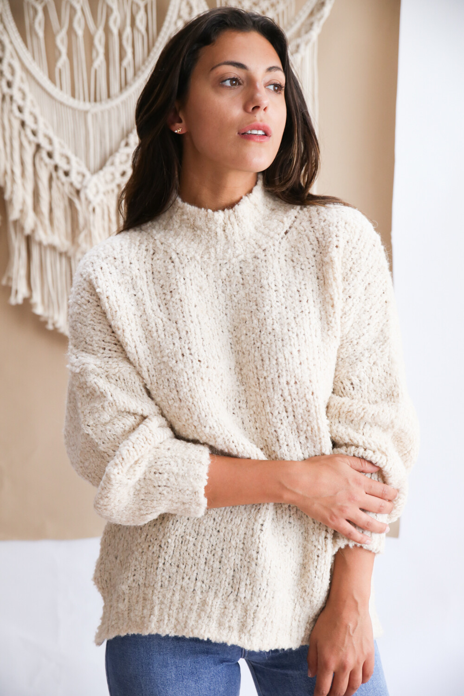 Sweater Ivana Ecru