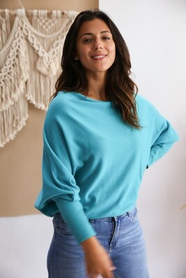 Sweater Pinka Green